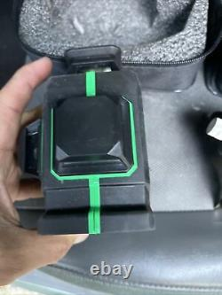 360° Rotary Waterproof Laser Level 12 Line Self Leveling Cross Measure Tool Kit