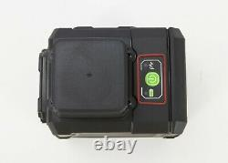 3D 1X 360° Self Auto Leveling Rotary Green Laser Level Tripod Receiver Detector