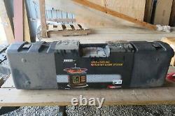 99-027K Self-Leveling Rotary Laser System, Hard Case Kit
