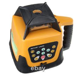 Automatic 360 Rotary Self-Leveling Rotating Laser Level 500m with Tripod Measure