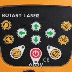 Automatic Green Beam Rotary Rotating Laser Level 500m Range Self-leveling Rotary