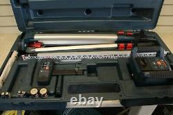 BOSCH GRL250HV Dual-Axis Self-Leveling Rotary Laser Kit