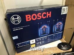 BRAND NEW! Bosch (GRL800-20HVK) Self Leveling Rotary Laser Kit Free Shipping