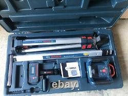 Bosch 1000-ft red beam self-leveling rotary 360 laser level kit