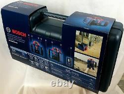Bosch GRL1000-20HVK Self-Leveling Rotary Laser Kit 000346634815