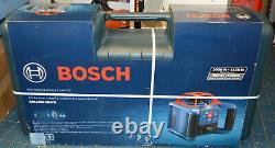 Bosch GRL1000-20HVK Self-Leveling Rotary Laser Kit System