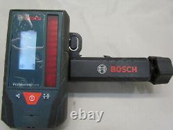 Bosch (GRL1000-20HV) 1000ft Range, Self-Leveling Rotary Laser Kit FREE SHIPPING