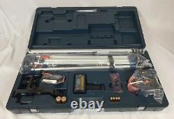 Bosch GRL2000-40HVK Self Leveling Rotary Laser Kit 2000 ft range