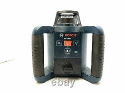 Bosch GRL250HV 1000-ft Red Beam Self-Leveling Rotary 360° Laser