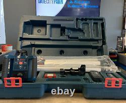 Bosch GRL250HV Self-Leveling Interior / Exterior Rotary Laser