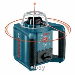 Bosch GRL300HV-RT Self-Leveling Rotary Laser with Layout Beam