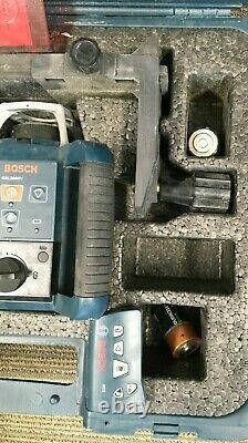 Bosch GRL300HV Rotary Self-Leveling Laser