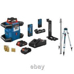 Bosch GRL4000-80CHVK 18V Self Leveling Horizontal/Vertical Rotary Laser Kit