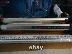 Bosch GRL80020HVK Self Leveling 800ft Rotary Laser Kit NIB