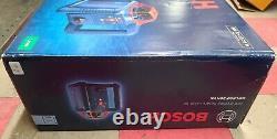 Bosch GRL80020HVK Self Leveling 800ft Rotary Laser Kit New