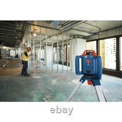 Bosch GRL800-20HVK-RT 800 ft. Self Leveling Rotary Laser Level Kit with Case