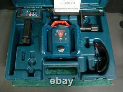Bosch (GRL800-20HVK) Self Leveling Rotary Laser Kit