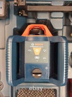 Bosch GRL800-20HV Self Leveling 800ft Rotary Laser Kit with Hard Case (LIN023161)