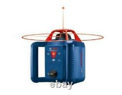 Bosch GRL800-20HV Self Leveling 800ft Rotary Laser Manufacturer Refurbished