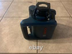 Bosch GRL 250 HV Self-Leveling Rotary Laser Level with LR30 remote