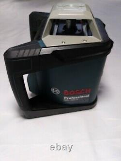 Bosch GRL 500H Self-Leveling Rotary Laser GRL-500-H New Condition