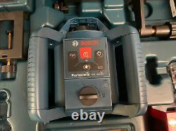 Bosch Professional GRL 240 HV Rotary Self Leveling Laser