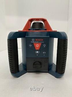 Bosch Professional Self-Leveling Rotary Laser System Kit GRL1000-20HV
