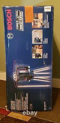 Bosch Self-Leveling Rotary Laser Kit GRL500HCK BRAND NEW! NEVER USED