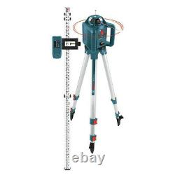 Bosch Self-Leveling Rotary Laser Level Kit GRL240HVCK-RT Certified Refurbished