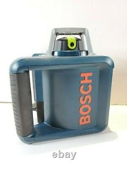 Bosch Self-Leveling Rotary Laser with Layout Beam GRL300HV Recon