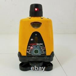 CST Berger LM30 Self-Leveling and Rotating Laser and LD-40 Rotary Detector