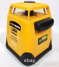 CST/Berger LaserMark LMH-C Self-Leveling Rotary Laser & LD-100N Detector 23818-1