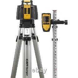 CST/Berger RL50H Self-Leveling Rotary Laser Kit