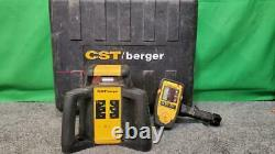 CST/berger RL25HCK Horizontal/Exterior Self-Leveling Rotary Laser (SS2065022)