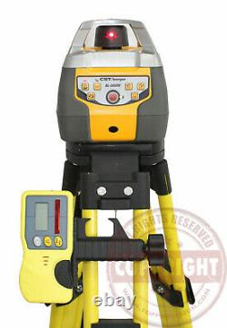 Cst Berger Al-500hv Self Leveling Rotary Laser Level, Topcon, Spectra, Dewalt