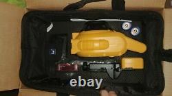 DEWALT DW074KD 100ft Self Leveling Interior/Exterior Rotary Laser Kit