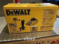 DEWALT DW074KD interior exterior Self Leveling Rotary Laser Combo Kit