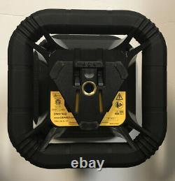 DEWALT DW079LR 20-Volt Lithium-Ion 250ft Gree Self-Leveling Rotary Laser