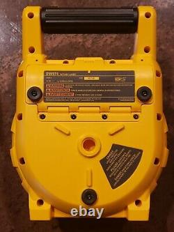 DeWALT DW074KD Interior & Exterior Self Leveling Rotary Laser with Accessories