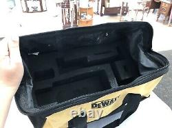 DeWalt DW074 Heavy-Duty Self-Leveling Interior/Exterior Rotary Laser with Bag