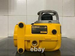 Dewalt 9.6v 18v Cordless Self Leveling Rotary Laser Pro Heavy Duty Dw077 L@@k