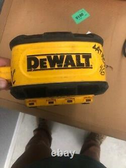 Dewalt Dw079 18v Self-leveling Rotary Red Laser Level Parts Or Repair Broken