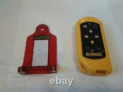 Dewalt Dw079 Red Laser 18v Self Leveling Rotary Laser Free Shipping