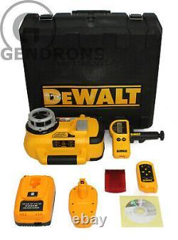 Dewalt Dw079 Self-leveling Rotary Laser Level, Topcon, Trimble, Spectra, Transit