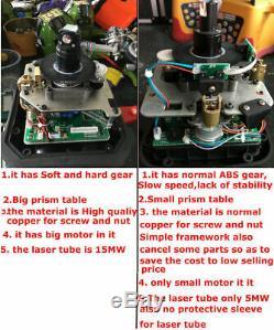 High Accuracy Self-leveling Rotary/Rotating Laser Level 500m Range Laser Level