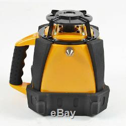 Hq High Accuracy Self-leveling Rotary/rotating Laser Level 500m Range