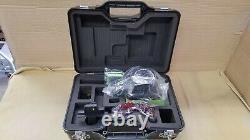 Huepar RL200HR Electronic Self-Leveling Rotary Laser Level Kit New