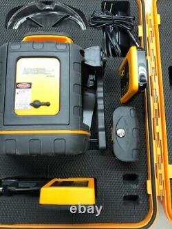 Johnson 40-6539 Self-Leveling Rotary Laser Level Kit