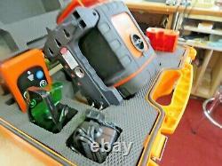 Johnson 40-6543 Self-Leveling Rotary Laser Level
