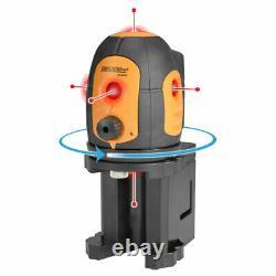 Johnson 40-6557 Electronic Self-Leveling Horizontal/Vertical Rotary Laser Kit